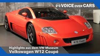 Volkswagen W12 Concept Videos