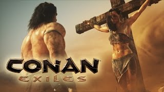 Conan Exiles - Official Cinematic Trailer