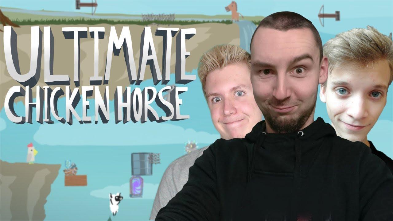 WODOSPAD ZWYCIĘSTWA   ULTIMATE CHICKEN HORSE #7
