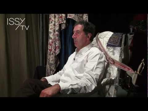 François Morel en interview avec IssyTV