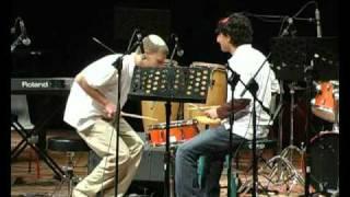 """Beat Me"" Percussion Duet, by Shuki Elisha & Meir Yaniger"