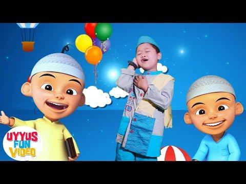 Gema Takbir Hari Raya Idul adha 2017 |  Uyyus feat Upin & Ipin ✿ Uyyus fun video