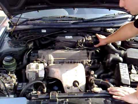 3SFE engine damaged  Celica ST183  YouTube