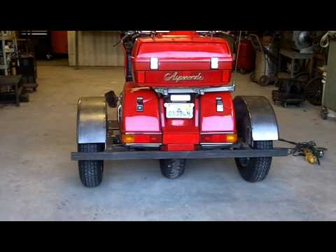 1985 honda goldwing with a diy trike kit youtube 1985 honda goldwing with a diy trike kit solutioingenieria Image collections