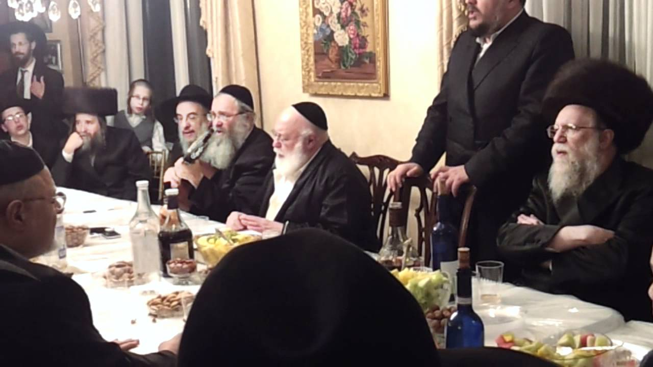 Kumzitz with R' Abish Brod and harav shmuel Brazil