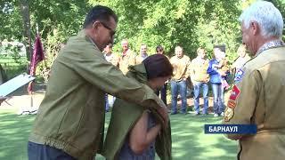 В Барнауле появится сквер семьи