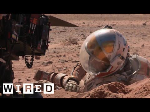 """Find Out How FX Experts Created Mars in """"The Martian"""""""