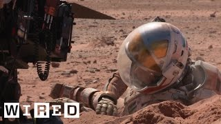 Find Out How FX Experts Created Mars In The Martian