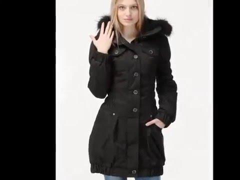 Зимние куртки. Купить стильные женские зимние куртки