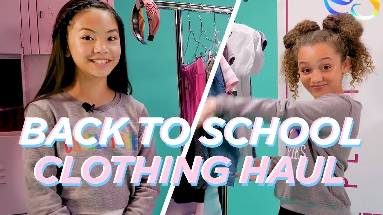 Back To School Clothing Haul W Jessalyn Grace Corinne