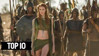 Top 10 Greek Myth๐logy Movies
