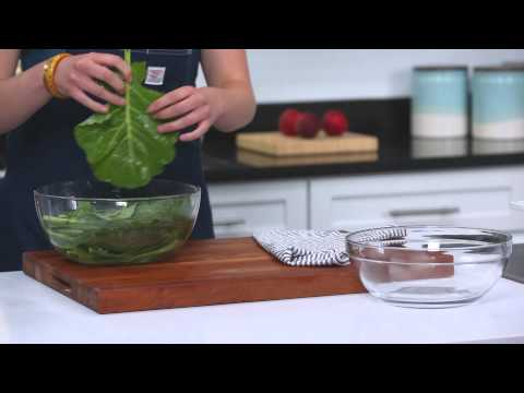 The Best Way to Clean Collards | Southern Living