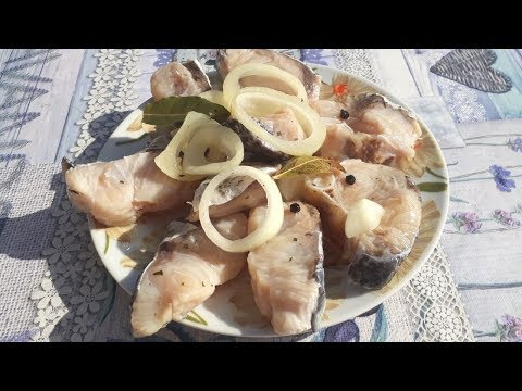 Как Вкусно Замариновать Толстолобика/ Маринованная Рыба