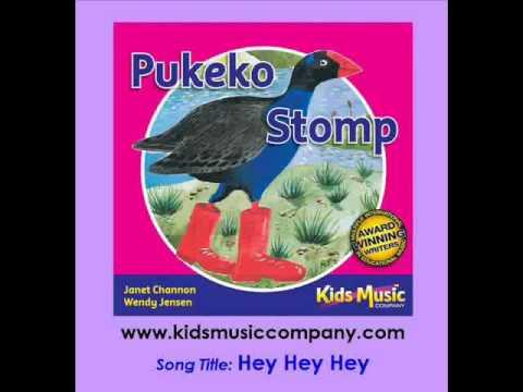 Pukeko Stomp Album Preview