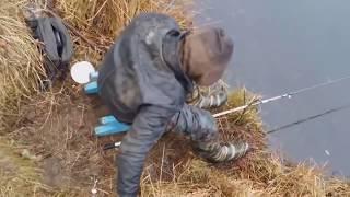Алкаши на рыбалке