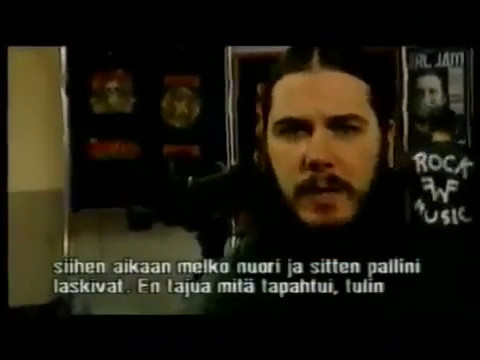 Pantera - Phil and Vinnie interview from April 2000