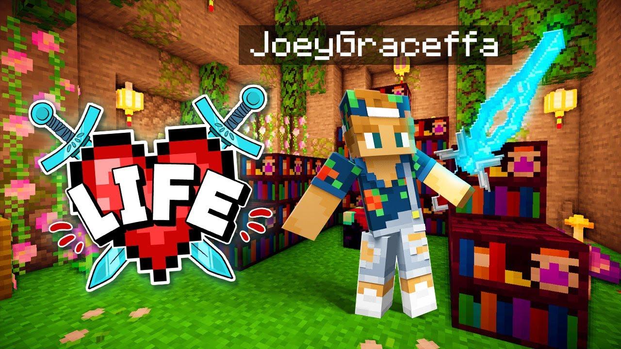 I got a LEVEL 150 ENCHANTMENT!? | Minecraft X Life #12