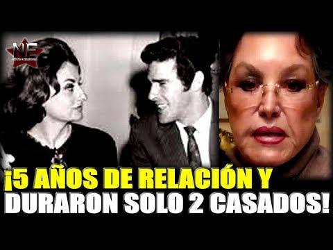 Andrés García confiesa la razón de su divorcio con Sonia Infante