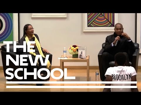 bell hooks and Kevin Powell: Black Masculinity, Threat or Threatened I The New School