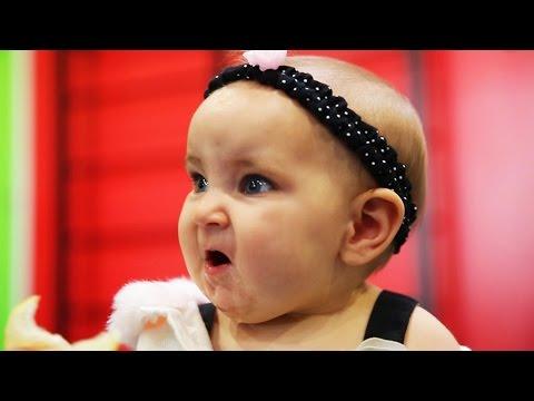 Babies Taste Lemons In Slow Motion
