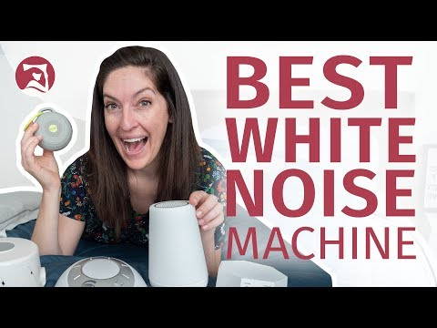 Best White Noise Machines There's Something For Everyone!