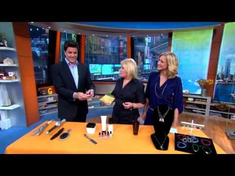 Tory Johnson's Deals and Steals: Earrings, Foot Care