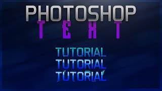 Photoshop How To Make Text Stand Out