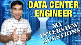 Data Center Engineer Interview Questions (My Personal Experience) | Pak Pak Japan
