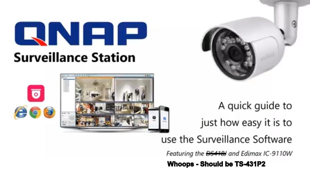 qnap surveillance station license crack