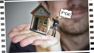 Leben wir bald in WINZIGEN Häusern? - Tiny House (Teil 1)