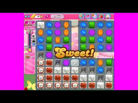 Candy Crush Saga Level 2478  - no boosters!