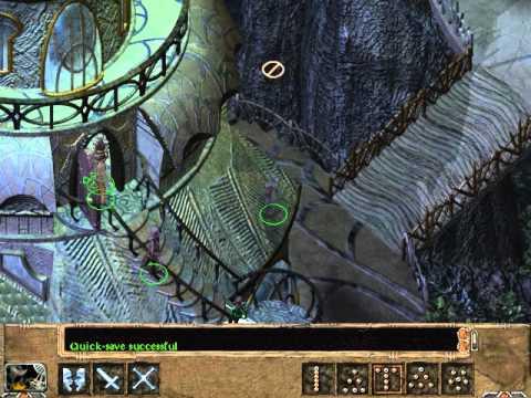 Let's Play Baldur's Gate 2 643 House of the Talisman |