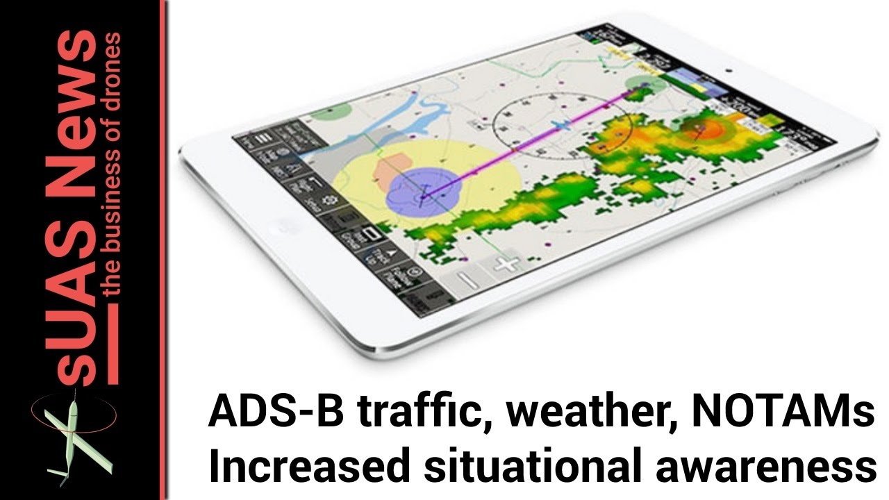 Stratux and Raspberry Pi ADS-B for increased situational awareness