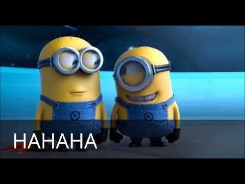 Minion NGELAWAK PARAH HAHAHA - YouTube Hahaha
