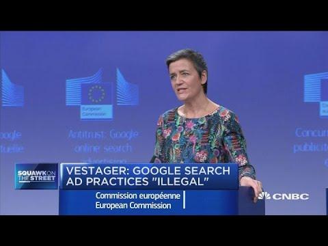 Jim Cramer: Google Will Barely Feel The $1.7 Billion Fine From The EU
