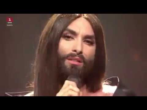 Conchita - Melodi Grand Prix 2018 - Daninarca, 10.02.2018