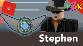 ROBLOX // Stephen and Soaring Badge! #15