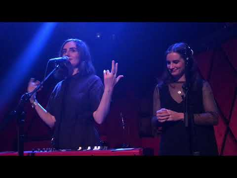 Meg Mac | Something Tells Me/Roll Up Your Sleeves | Live | Rockwood Music Hall NYC | 2-22-19