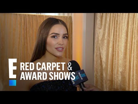 Olivia Culpo Partners With Moet for Globes Cocktail | E! Live from the Red Carpet