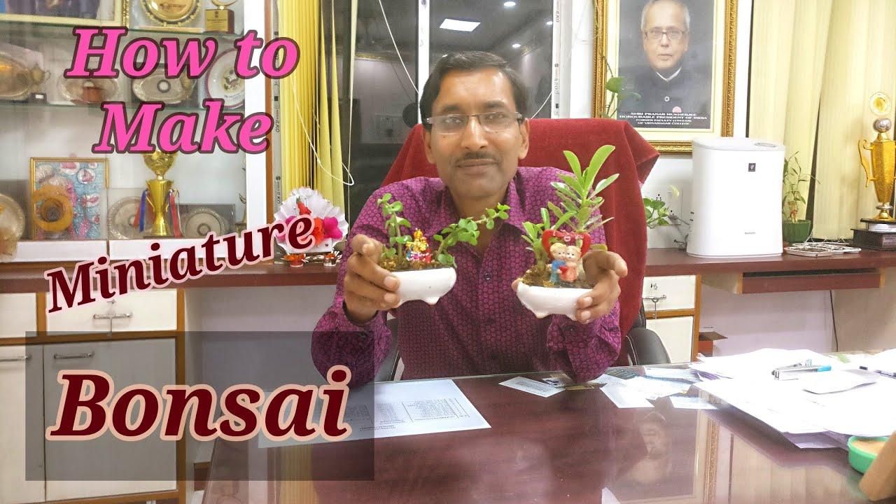 how to make bonsai soil at home