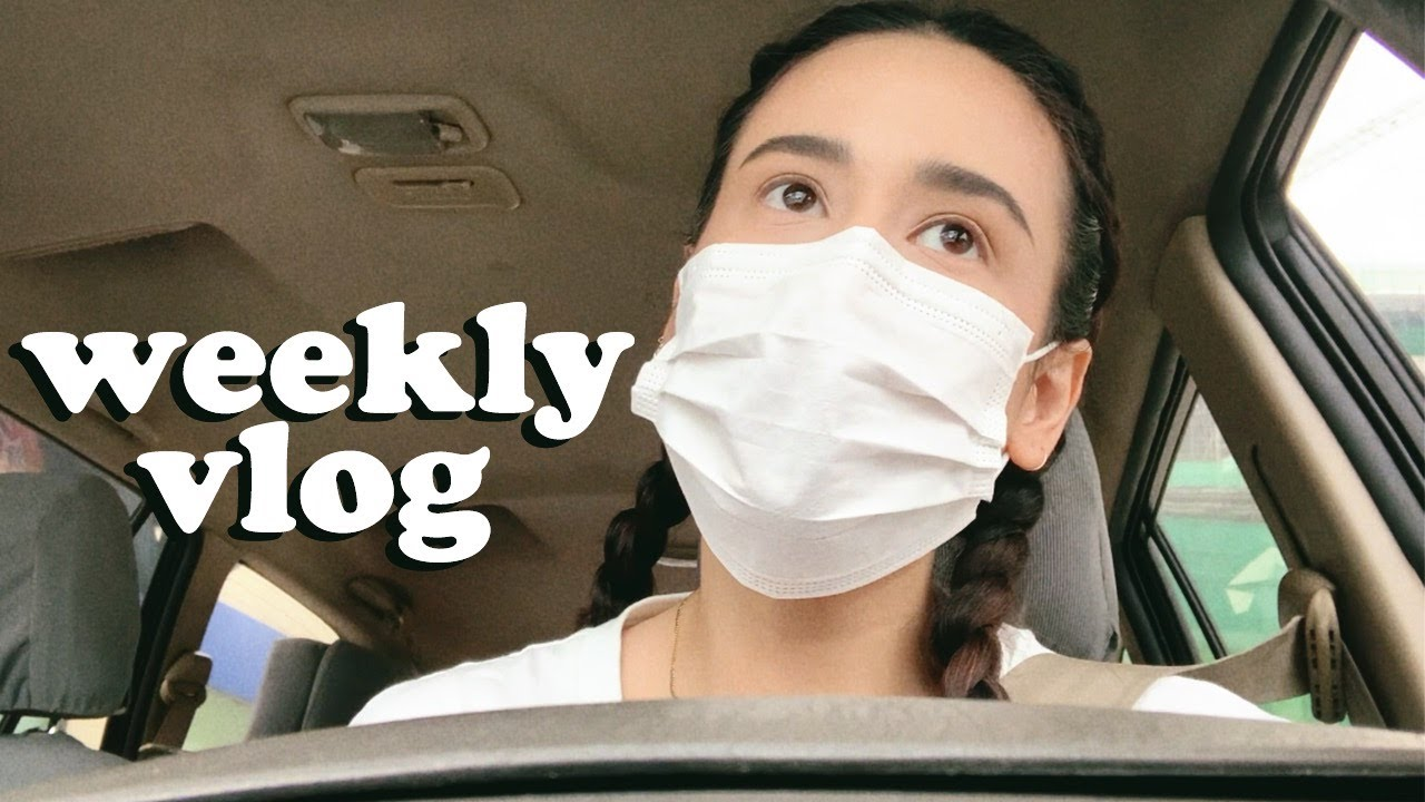 WEDDING PREP & LIFE CHATS | Weekly Vlog | Karla Aguas