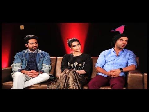Bareilly Ki Barfi - Interview | Kriti Sanon, Ayushmann Khurrana, Rajkummar Rao | B4U Star STop
