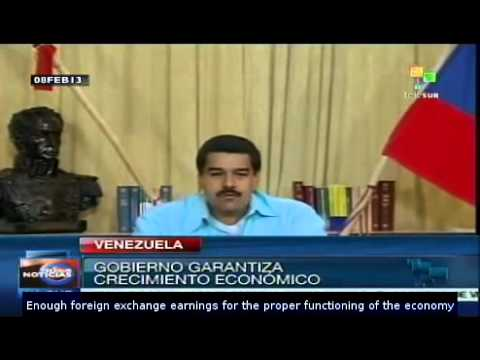 Venezuela has enough resources to continue its development