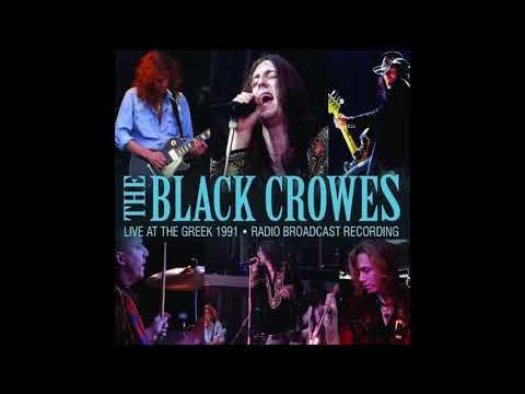 BLACK CROWES - Shake 'Em On Down / Get Back / Walk With Jesus (HQ live audio '91) mp3