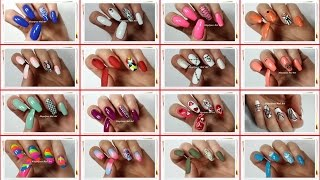 Nail Art Pictures Slideshow (Khrystynas Nail Art)