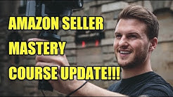 DAN DASILVA  - COURSE UPDATE ON MONDAY - Amazon Seller Mastery - Tanner J Fox