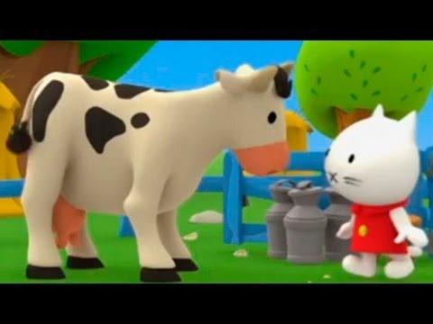 Мусти на ферме мультфильм