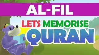 Memorise Quran with Zaky - Suratul Fil
