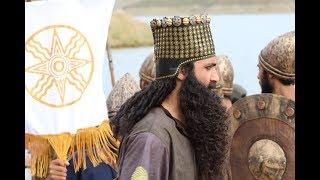 Урарту - забытое царство Ноя. Съемки фильма