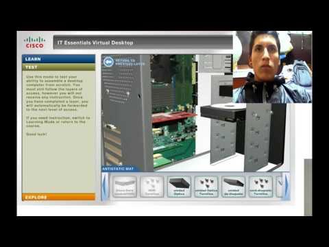 Video Bruno Ensamblaje PC Virtual